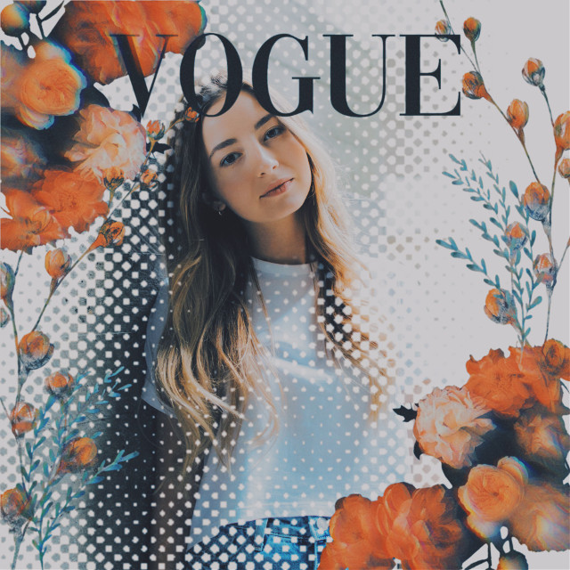 #freetoedit #vogue #aesthetic #cover #instagram