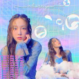 kpop kpopedit taeyeon