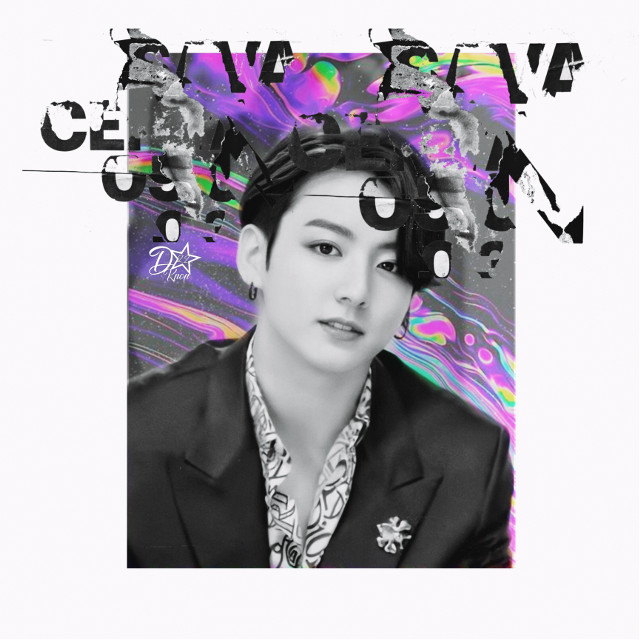 BTS- Jungkook  #bts #jungkook #kpop #replay #glitch #cool #freetoedit