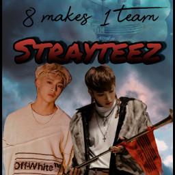straykids ateez strayteez leaders straykidsnineornone freetoedit