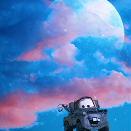 cars clouds moons replay socool freetoedit