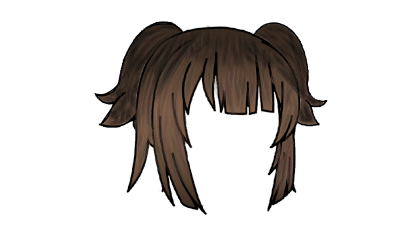 freetoedit hair gachalife gachalifehairedit