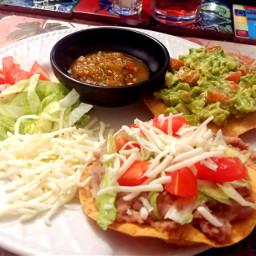 food lunch tostadas avocado foodphotography