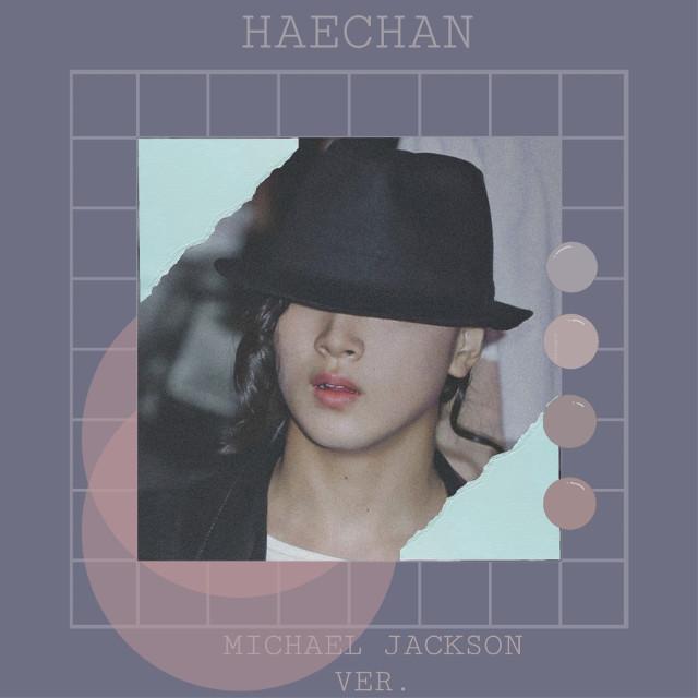 ⚪️🟤✨HAECHAN MJ VER.✨⚪️🟤  #haechan♡ #haechanedit #haechanmjver #michaeljacksonhaechan #michealjackson  #freetoedit