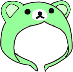 gacha gachalife green greenaesthetic cute freetoedit