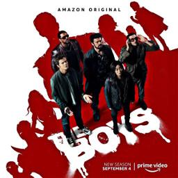 theboys amazon theboys2 theboys2season