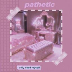 freetoedit pathetic aesthetic aestheticedit pink