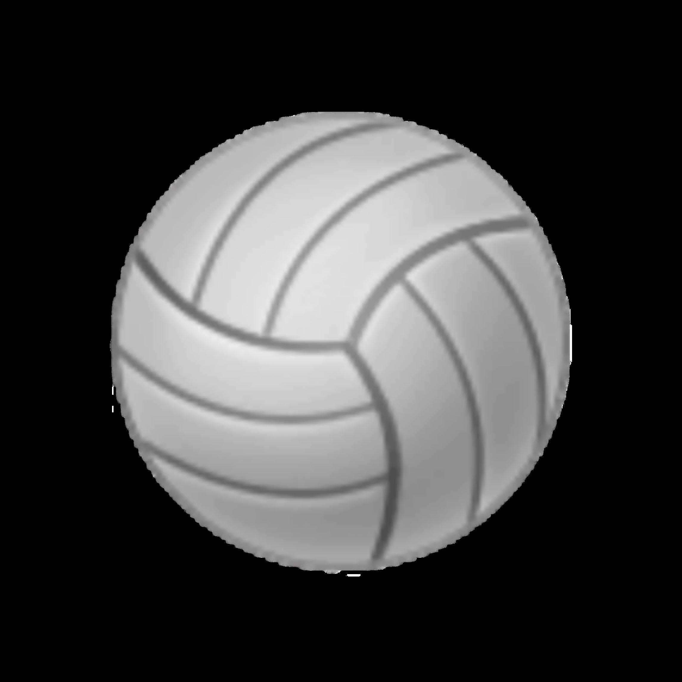 Volleyball Emojis Sticker By