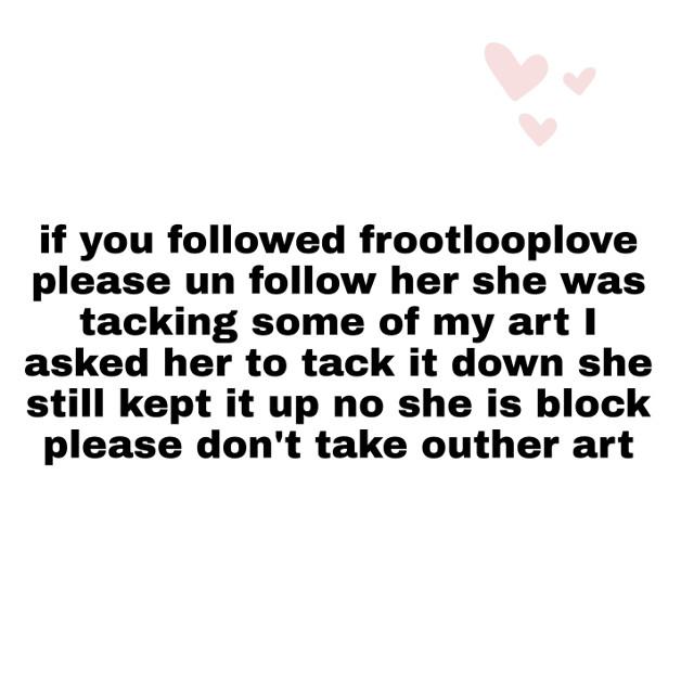 Please don't take art people work hard to mack it like @xxxavanigreggxxx @alexarose1234