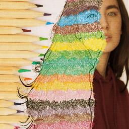 freetoedit colorpaint ircrainbowcolors rainbowcolors