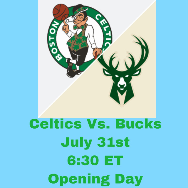 #Celtics #openingday