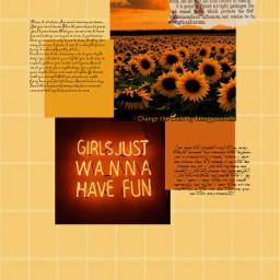 sunflower wallpaper newspaperaesthetic writing aesthetic freetoedit