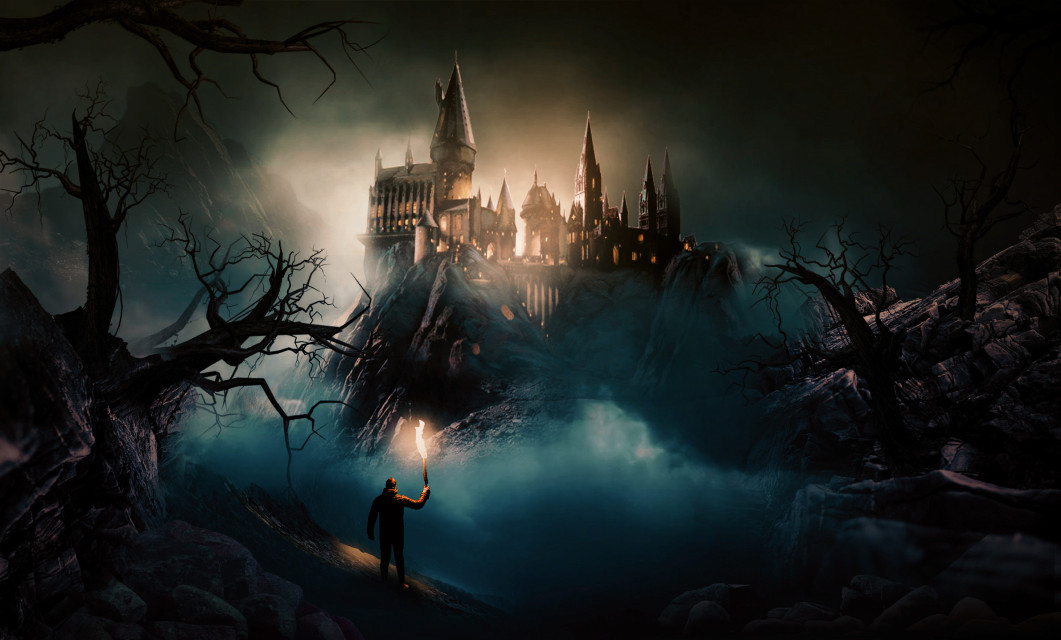 Lost castle 🙌  Support : @crazzzyart  make her 1k   #castle #photography #digitalart #asthetic #surreal #surrealism #madewithpicsart #photomanipulation #papicks #fantasy #wallpaper #background #heypicsart