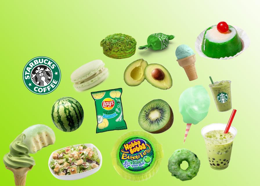 Color food green #freetoedit
