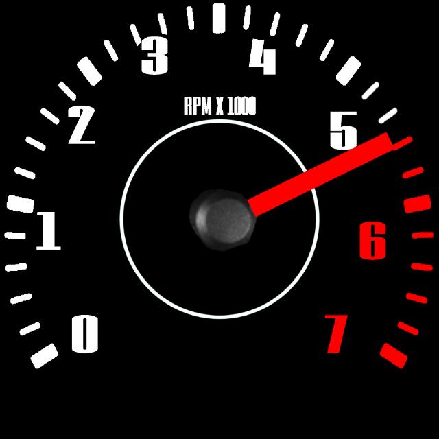 #freetoedit #tach #tachometer #gauge