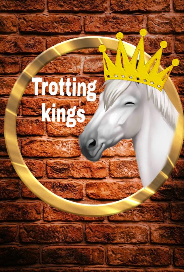 Logoen til trotting kings