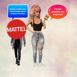 freetoedit barbiedolledits mattel