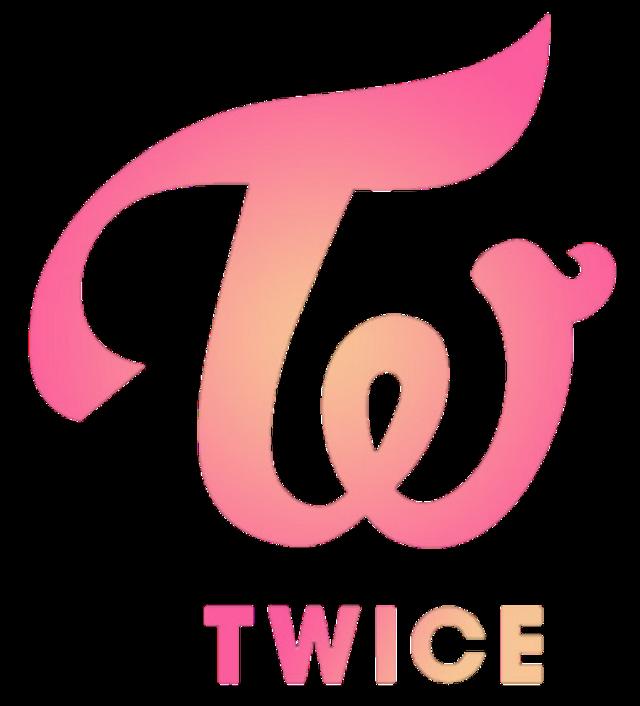 Twice official logo   —————————————————————————————  #twice #twicelogo #sticker #nayeon #jeongyeon #momo #sana #jihyo #mina #dahyun #chaeyoung #tzuyu #freetoedit