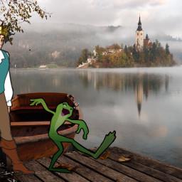 freetoedit prince frog principe sapo