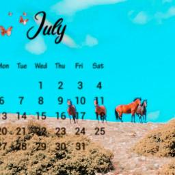 freetoedit srcjulycalendar julycalendar