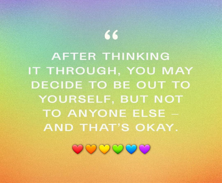 PLEASE READ🔓  Hi guys👋❤ I just wanna share this quote that I saw at the beginning of June (pride month) and I thought it was very beautiful and maybe someone would feel better reading it😊 Pride month end up 2 days ago, but you have to keep being proud of yourself and fighting for LGTBQ+ rights😉 Also I wanted to share it cause I didn't post anything in a week, and it was a good moment to remind everyone that even If pride month is over, you are loved and valid no matter your sexuality or gender😉❤ I love you and I am proud of you, and you are always welcome in my account🤗  I'll keep being inactive for a while, but I'll come back soon😘😘  All the love. L⚡  #freetoedit #pride #loveislove #lgbt