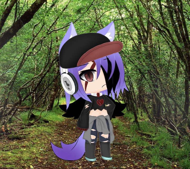 -Open me-   Time taken- 3:49:53  Edit for- Me (Tiffany)  Drawing made by- Me  This took forever T^T  Tags- #gachalifeedit #gachaedit #gachalife #gacha #forest #art #drawing