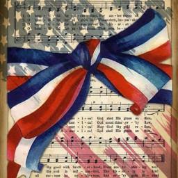 freetoedit redwhiteandblue songlyrics america fourthofjuly