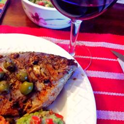 food foodphotography fish grilledfish wine