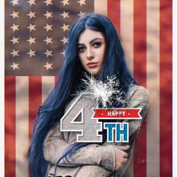 freetoedit 4thofjuly redwhiteandblue americanflag flag