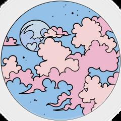 freetoedit circlebackround circle backround cloud