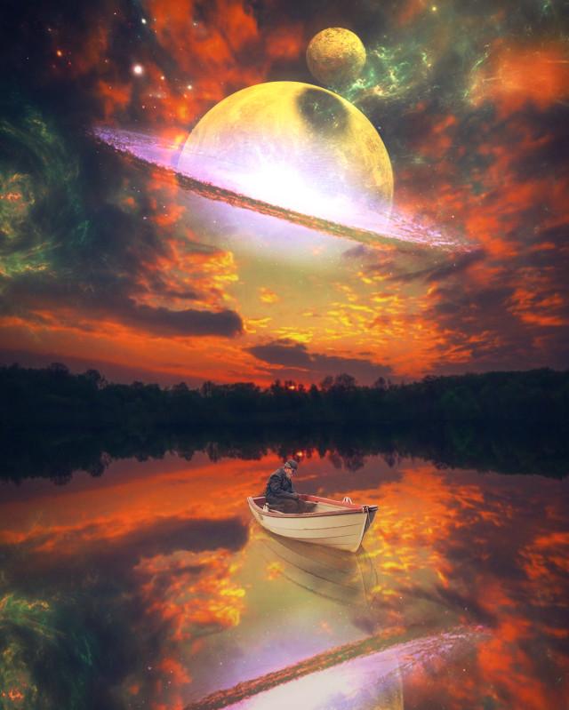 #freetoedit #edit #landscape #cloud #galaxy #space #surreal
