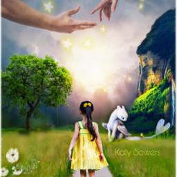 myart fantasyart surreality freetoedit ircreachout reachout hands