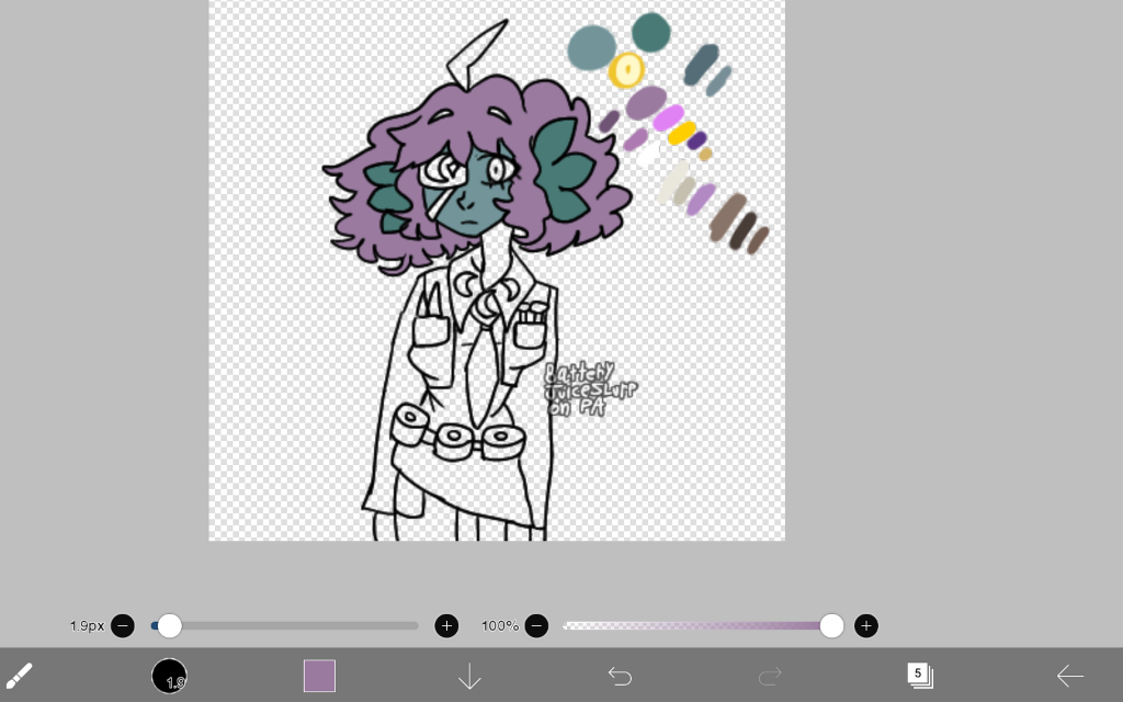Hnghghghghn sorry for not really posting much I've been working on sprites an stuff-  (Also my dads been really weird-) Also uh thanks for 60+ I prolly shoulda said thanks for 50 or 40 but uh- thanks I guess-   Tags: #scrap #art #wip #color #pallete #colorpallete #scraps #lineart #ibispaint #sprite #gamesprite