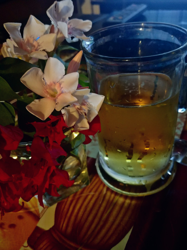 Cheers! 🇺🇸❤🇺🇸❤🇺🇸  #4thofjuly #4thofjuly2020 #cheers #flowers #beer #cerveza #celebrate #myphotography