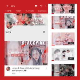 bts blackpink youtube youtubechannel freetoedit