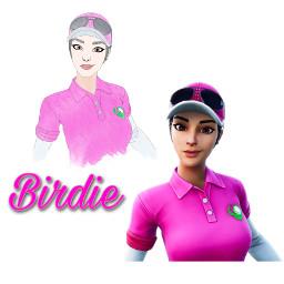 freetoedit birdie fortnite fortniteart