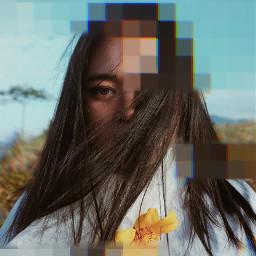 freetoedit pixel пиксел эстетика девушка