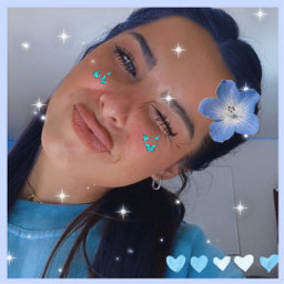 freetoedit blue blueskyandclouds bluesky blueaesthetic backgroundchange