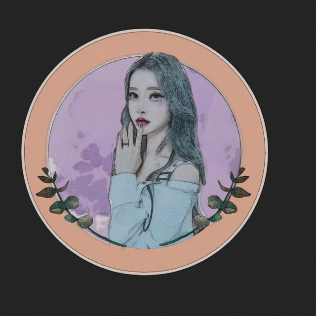 #freetoedit #cartoon #art #girl #ullzang #ullzanggirl #korean #botanic #people