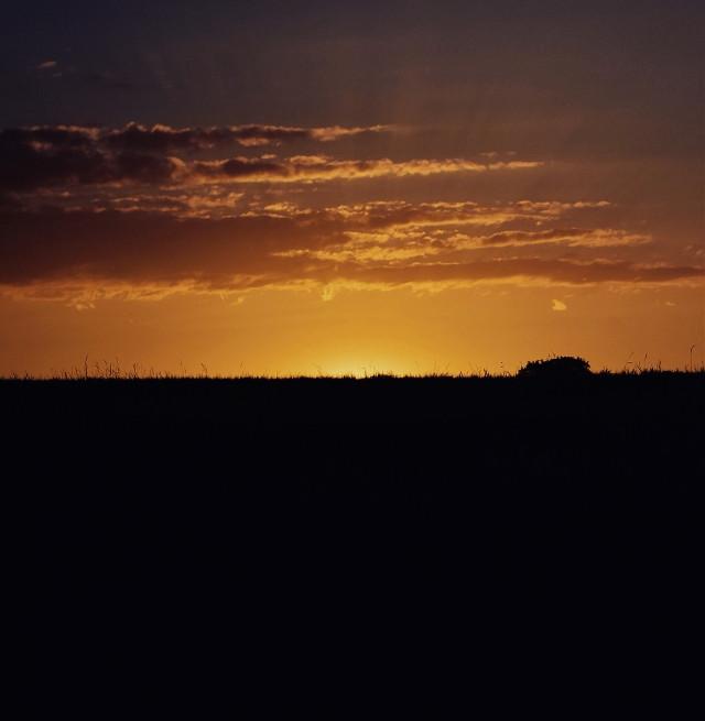 🧡 Night night 😴  #freetoedit #endoftheday #sunsettime #silhouette #skyandclouds #backround   #naturephotography