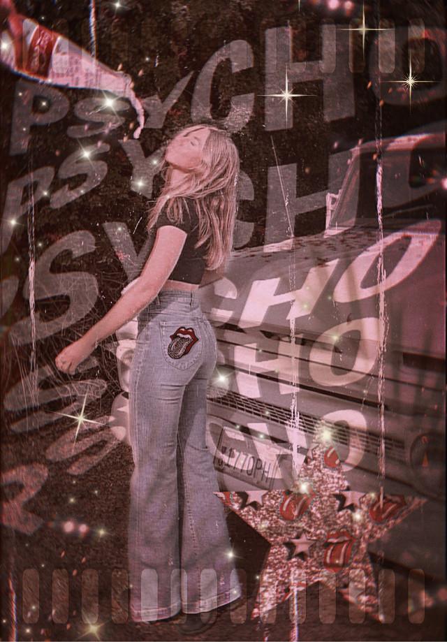 #freetoedit #rc90sglam #90sglam #90s #90saesthetic #90svibes #90svintage #vintage #aesthetic #glam #glow #psycho #girl