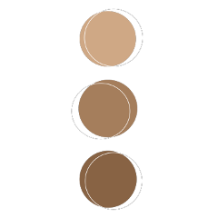 freetoedit collage circle aesthetic beige
