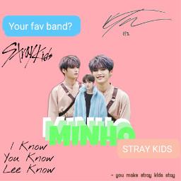 leeknow minhostraykids straykids korea music freetoedit