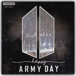 army armyday happyarmyday ipurpleyou 💜