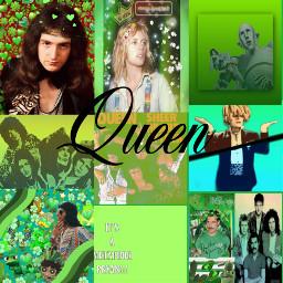 rocknroll queenband 70saesthetic freetoedit