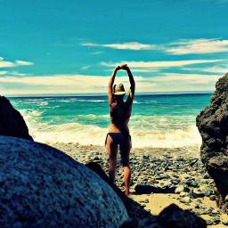 photography blue water summer havingfun