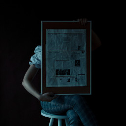 freetoedit blouse newspaper frame aesthetic