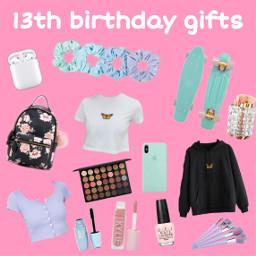 freetoedit 13yearold 13thbirthday 13 birthday
