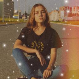 90s skatergirl sparkles freetoedit rc90sglam 90sglam