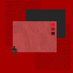 freetoedit red aesthetic rojo negro